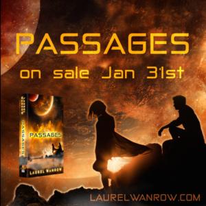 Passages science fiction romance
